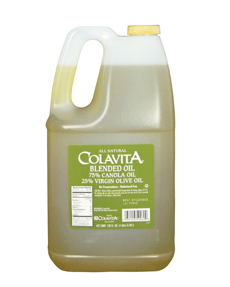 Colavita Canola 75/25 Virgin Olive Oil