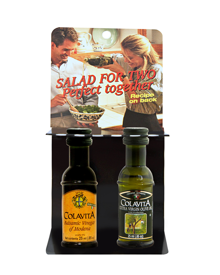 Colavita Salad for Two Sampler Pack