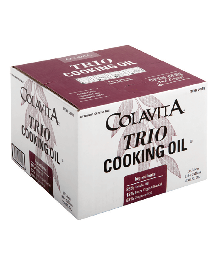 Colavita Trio Cooking Oil