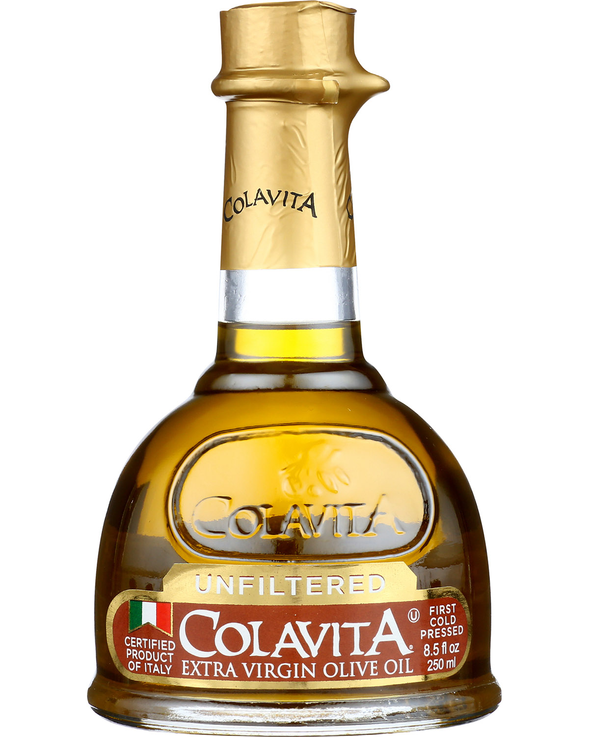 Colavita Unfiltered Extra Virgin Olive Oil